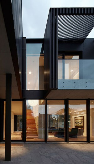 Shrouded House by Inarc Architects