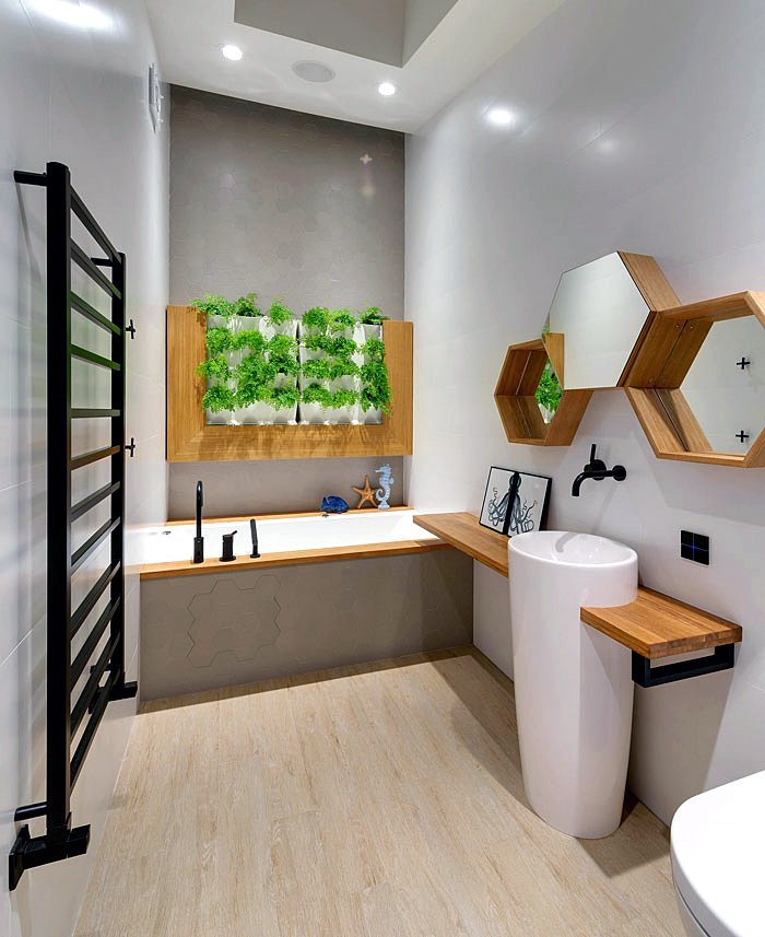 Sunny Side of the Contemporary Trend in Apartment Design