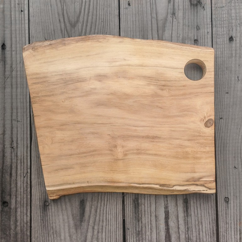 The Original Kitchen Cutting Board.Hand-made of Acacia wood.