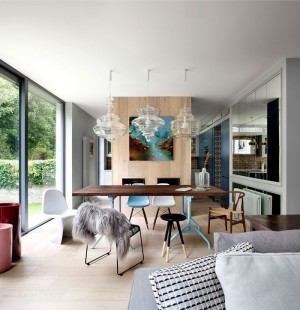 Ballsbridge Residence by Kingston Lafferty Design – #architecture, #home, #decor, #interi ...