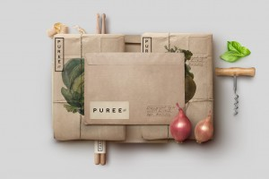 Puree Organics by Studioahamed