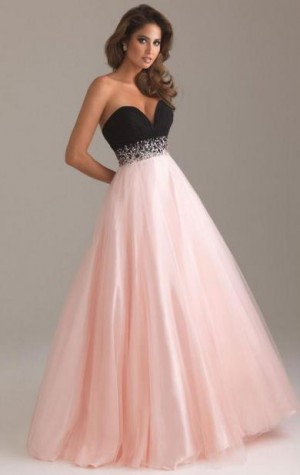 Discount Black Long Prom Dress – QueenieProm