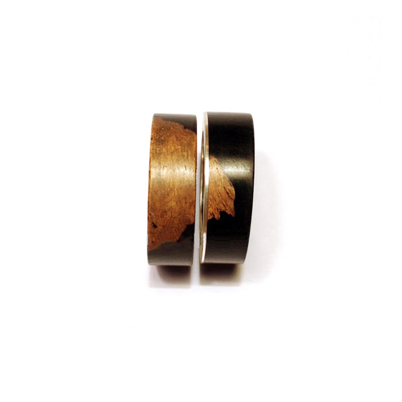 Ebony Rings Born Together Valentine Ring BP0010107