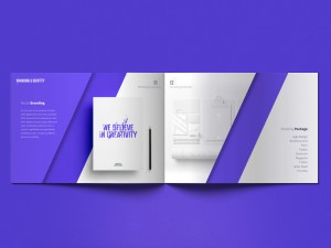 Carsive 18 Pages Brochure Mockups