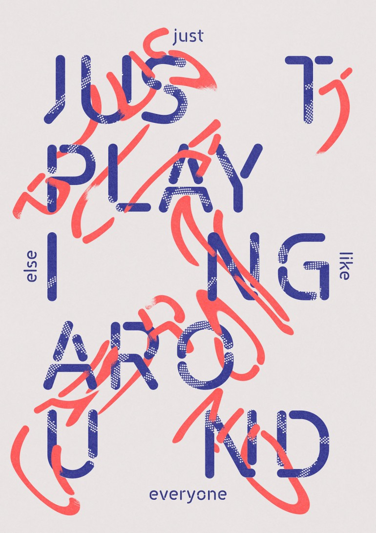 Lackonic Typeface – Just Playing Around