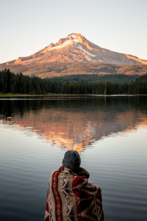 Mat Rick Photography- Trillium Lake, Oregon