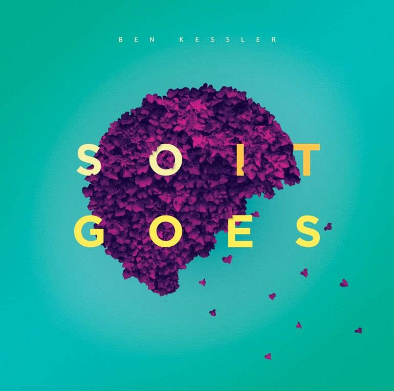 So It Goes album artwork by Ashwin Kandan