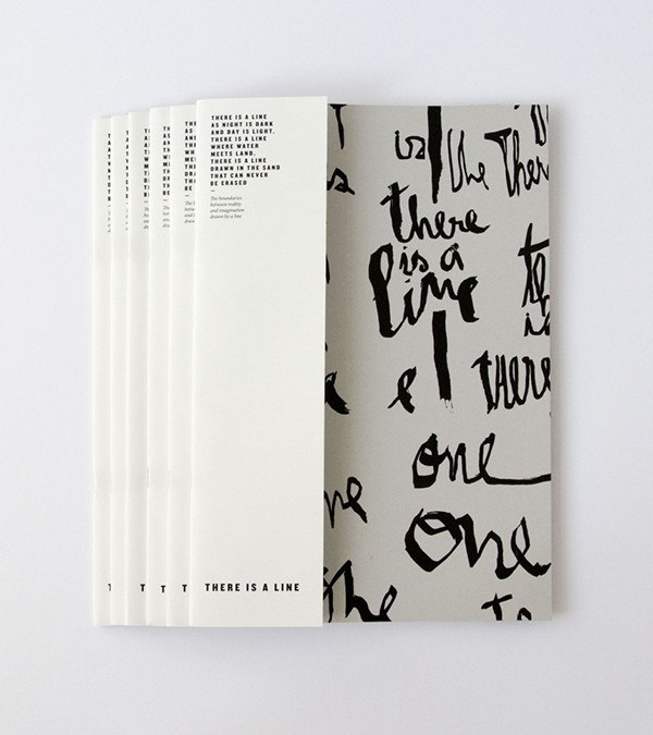 There is a Line Book