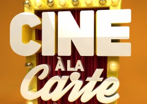 Cine à La Carte is a promotional campaign developed by Agência Extra to encourage people to leav ...