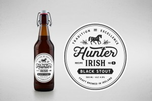 Hunter Irish Black Stout