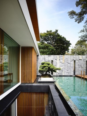 65BTP House By ONG&ONG