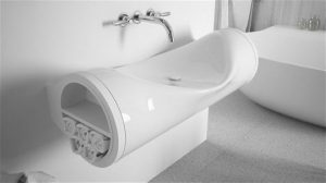 Hollow Sink by Kovacs Apor and Hanup