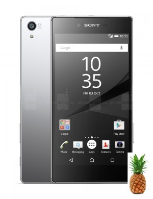 Sony Xperia Z5 PremiumThe glass is fingerprint magnet but it is easy to clean by any cloth, the ...