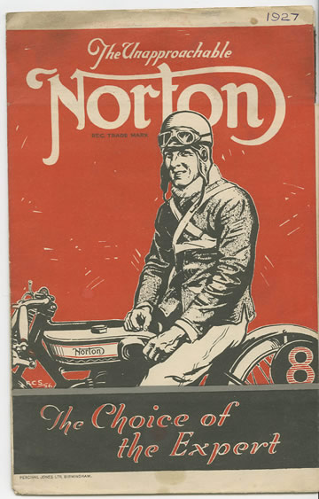 Norton ads – Assorted ads from Norton.