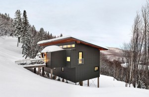 Ski Chalet by Robitaille.Curtis – #architecture, #house, #home, #decor, #interior, #home ...