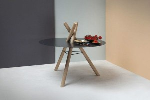 From native American teepee to corner table