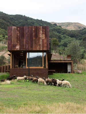 K Valley House – A Retreat for Film Makers by Herbst Architects
