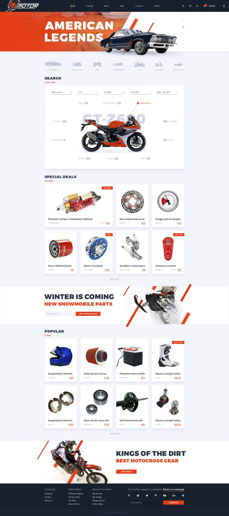 Motor – Vehicles, Parts & Accessories Store