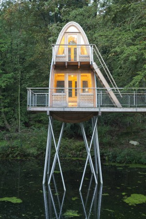 Treehouse Solling / baumraum