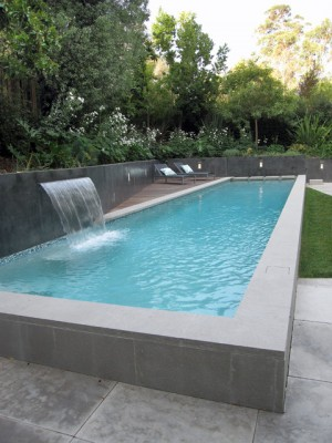 Spa Oasis – Modern – Pool – san francisco – by Shades Of Green Landscape ...
