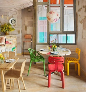 RVR chairs from fairy tale world