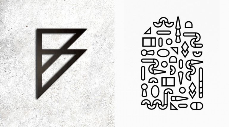 I used simple shapes to represent the many roles within an ad agency. These shapes are combined ...