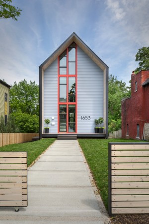 """A """"Simple Modern"""" Home For A Family In Kansas City"""