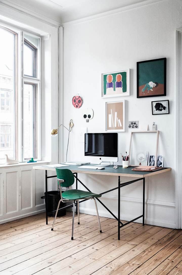 How the Graphic Designer lives – Workspace