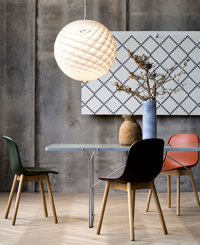 Patera Light by Oivind Slaatto