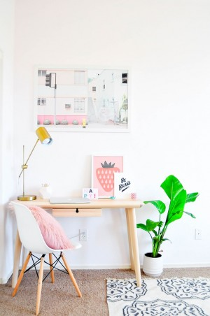 Changing Spaces \ The Office & Guest Room