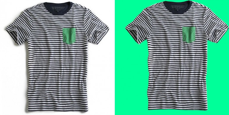Image clipping path and its background remove .