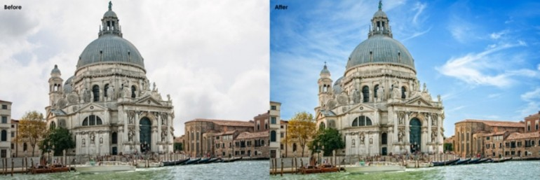 Enhance the visual impact of your real estate property images with our real estate sky replaceme ...