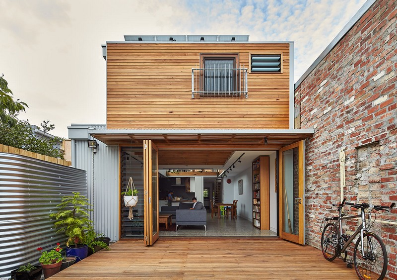 Beyond House – Sustainable Family Home by Ben Callery Architects