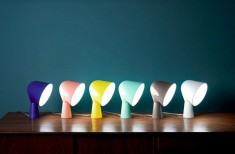 Binic colorful table lamp