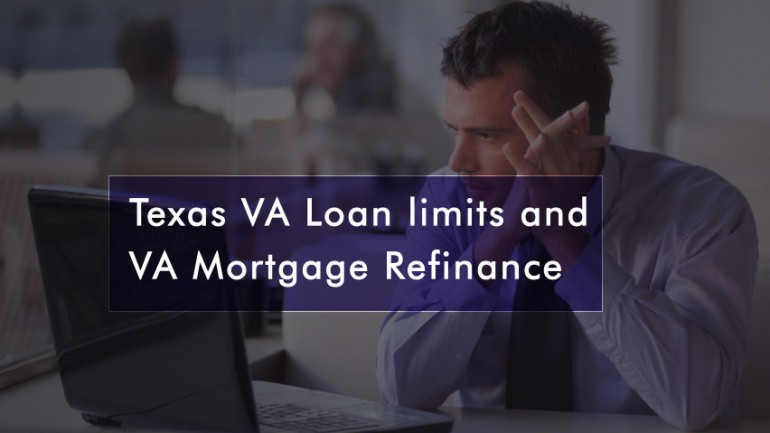 Texas VA Loan Limits