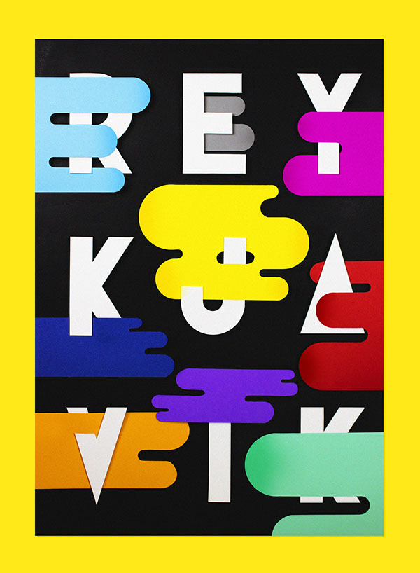 REYKJAVIK EXHIBITION – Showusyourtype