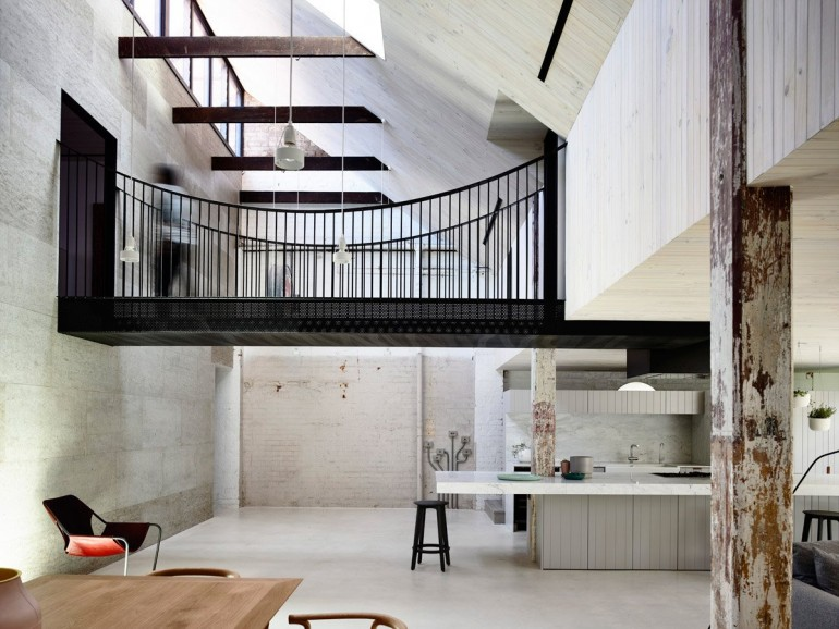 Renovation Project by Architects EAT