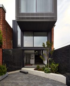 Fitzroy House by Julie Firkin Architects