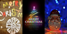 Christmas is a beautiful month or happiness and, enjoyments and cheerfulness. In this month thou ...