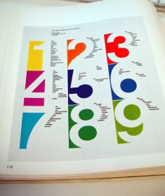 Basic Typography – Ruedi Rüegg / Godi Cheerful 1972