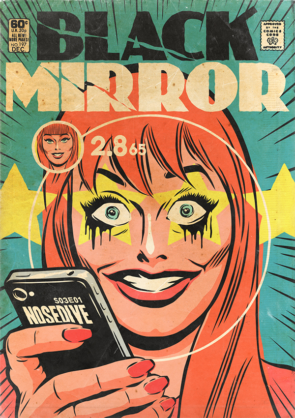 Butcher Billy's Dark Tales From The Black Mirror