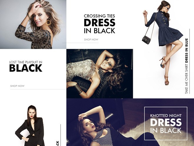 EDStore : Free Fashion Ecommerce PSD Template