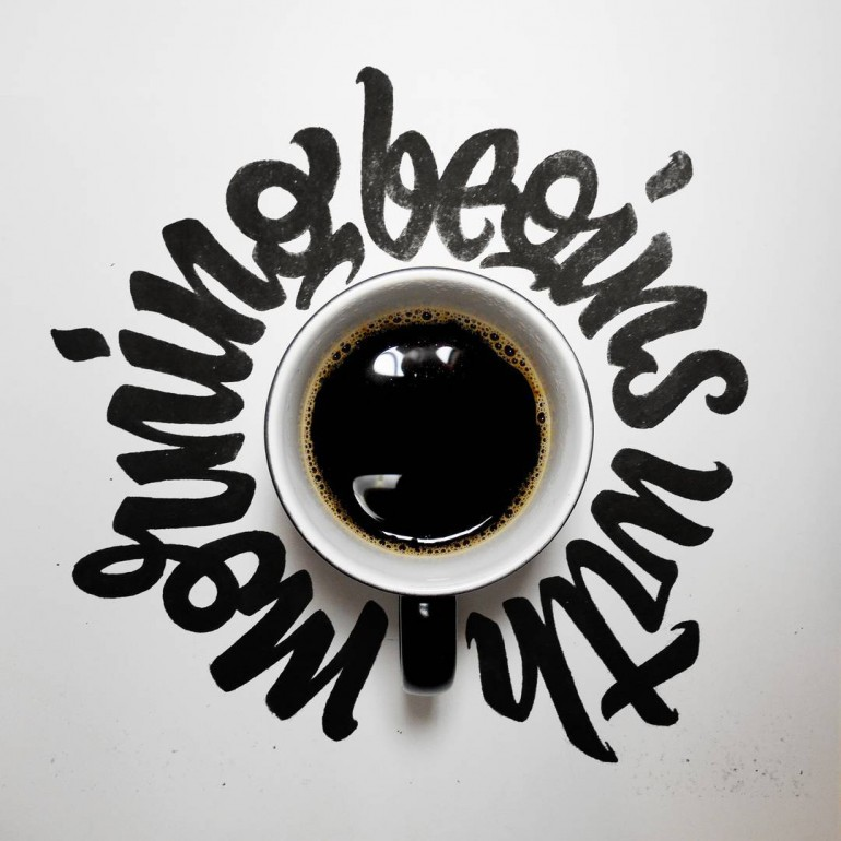 Morning Begins with Coffee