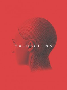 An alternate version of my Ex Machina poster