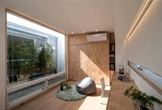 Urban Dwelling by 5X Studio