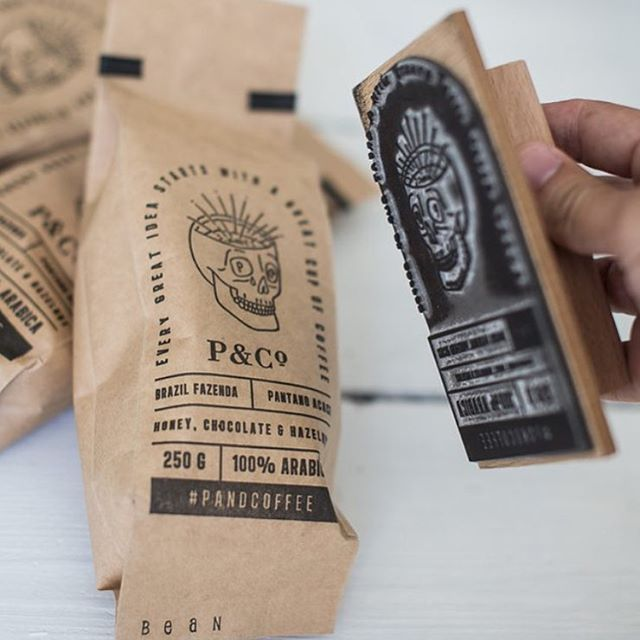 Awesome Coffee Packaging