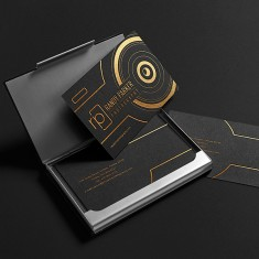 Professional Photographer Business Card Design