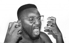 Hyper Realistic Pencil Drawings by Nigerian Artist