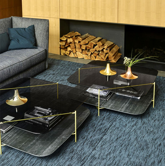 Living Room Coffee Table Trends – InteriorZine on Inspirationde
