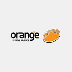 Orange Creative Solutions Logo Design